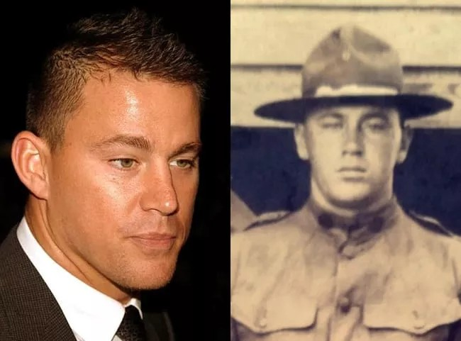 Channing Tatum Might Have Time Traveled Back To WWI