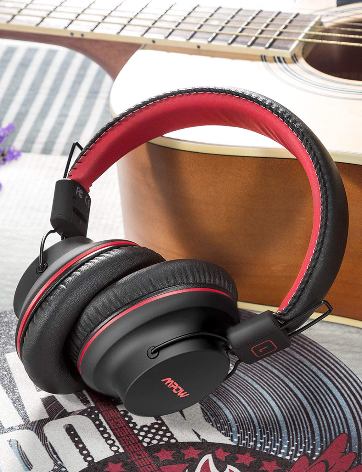Mpow 059 Matte Lightweight Version Bluetooth Headphones