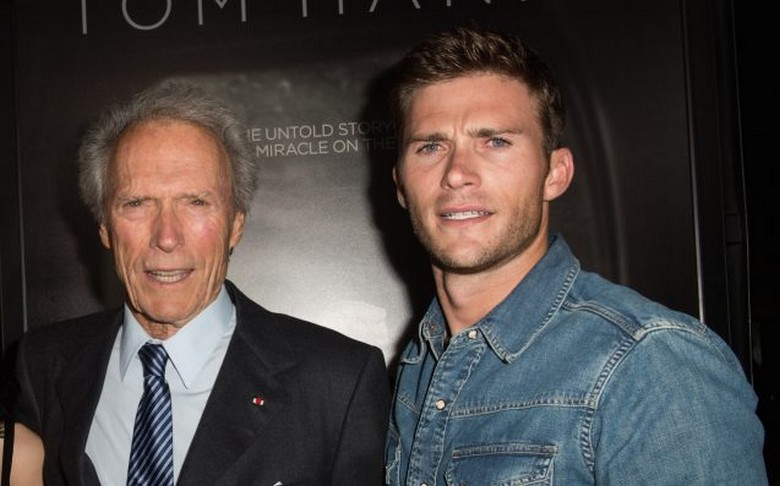 Clint and Scott Eastwood