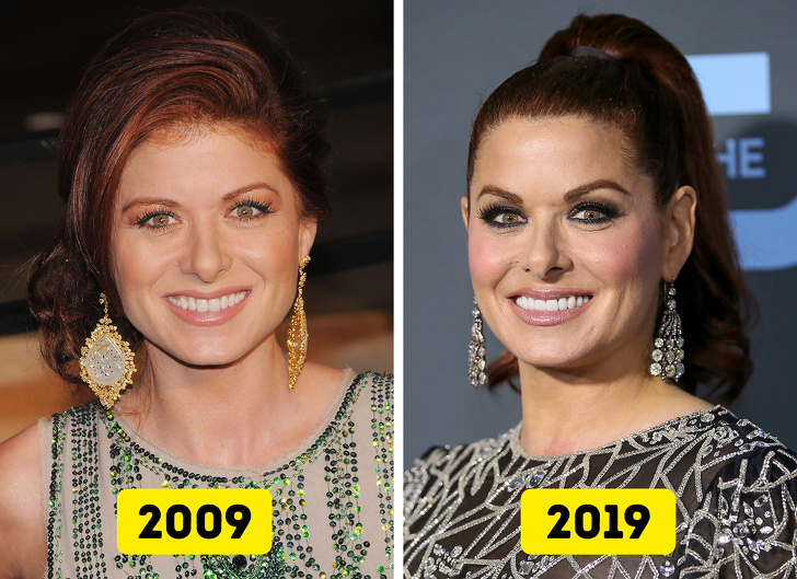 15 Celebrities Who Haven`t Aged Over the Last 10 Years