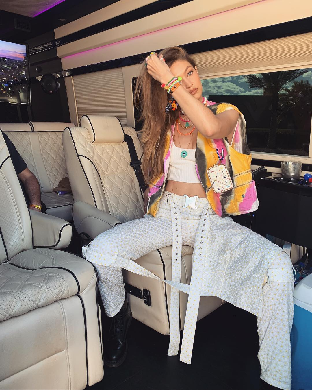 Coachella 2019: the 10 best-dressed celebrities of the festival