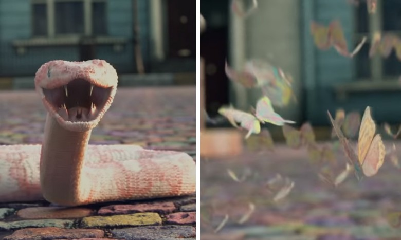 snake nickname given to Taylor Swift by his haters
