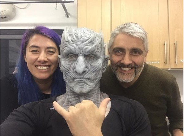 Game of Thrones Season 8: What does the King of the Night look like without makeup?